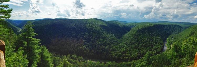 Gorge, Park, Mountain
