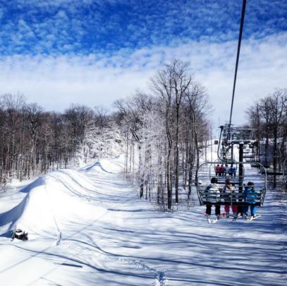 Wisp Ski Lift