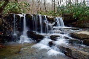 Same Waterfall, nicer coloring