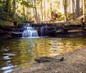 Waterfall   Christina Skis   Instagram
